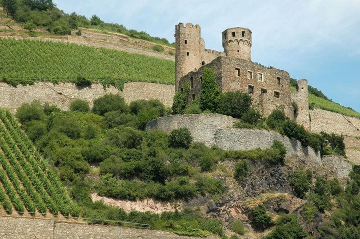 Самые знаменитые замки Германии (2)