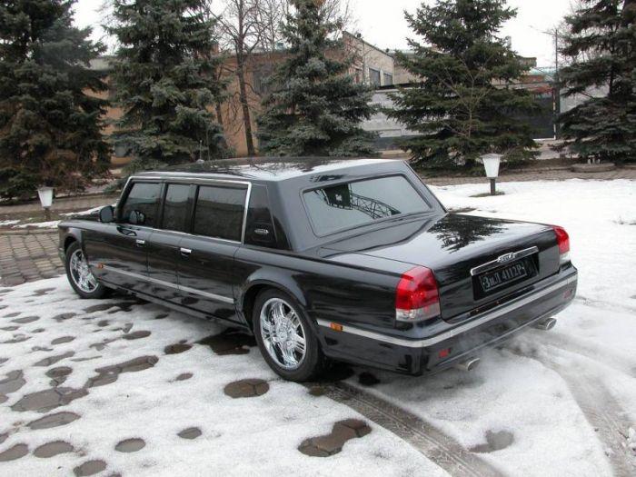 Президентский лимузин ЗИЛ-4112Р (2)