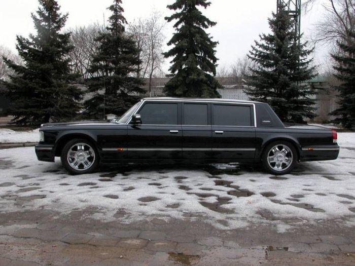 Президентский лимузин ЗИЛ-4112Р (3)