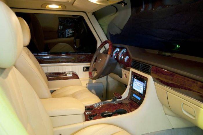Президентский лимузин ЗИЛ-4112Р (4)