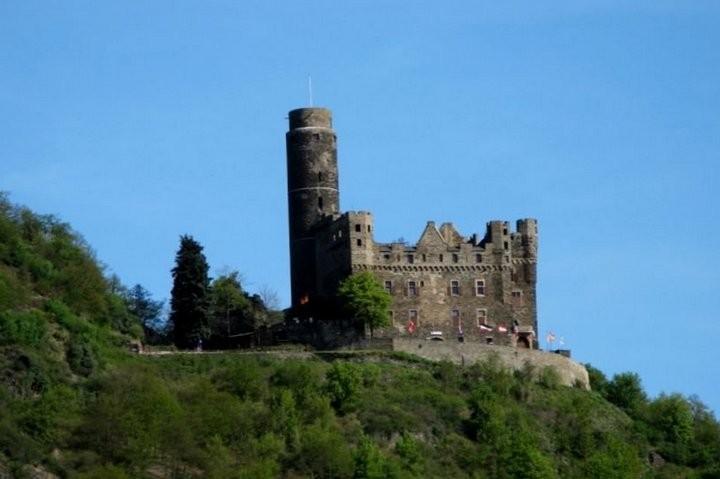 Самые знаменитые замки Германии (5)