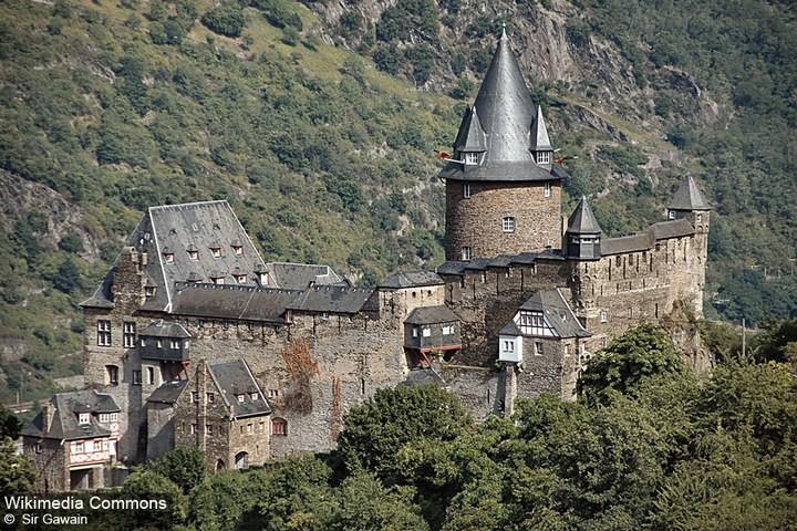 Самые знаменитые замки Германии (7)