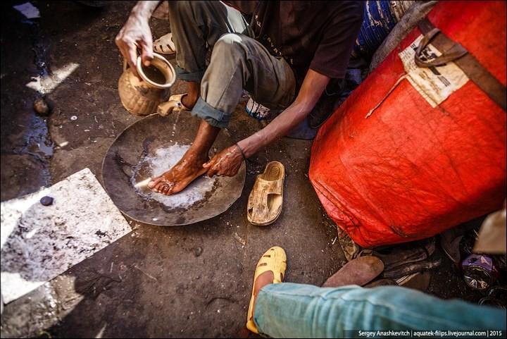 Африканский рынок отбросов (12)