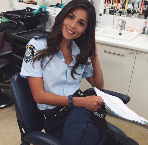 Просто шеф полиции в округе Колумбия