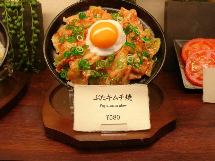 Искусственные блюда на витринах общепита в Японии (6)