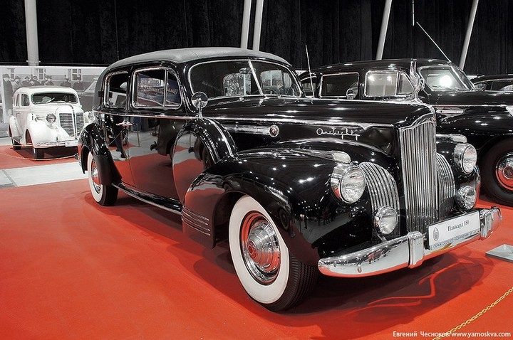 Выставка автомобилей Гаража особого назначения (7)