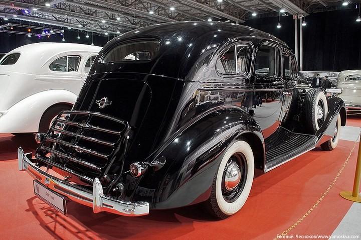 Выставка автомобилей Гаража особого назначения (9)