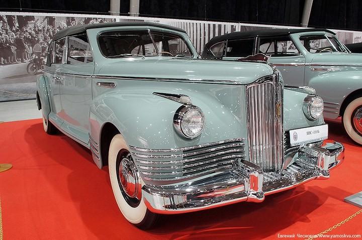 Выставка автомобилей Гаража особого назначения (13)