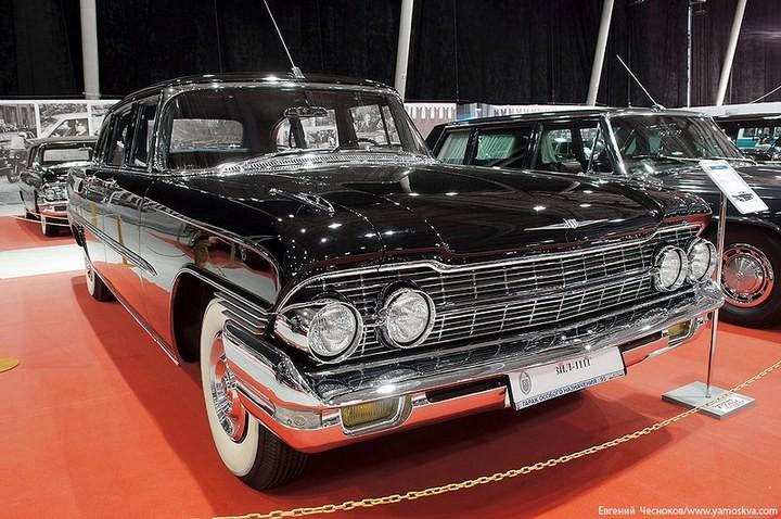 Выставка автомобилей Гаража особого назначения (21)