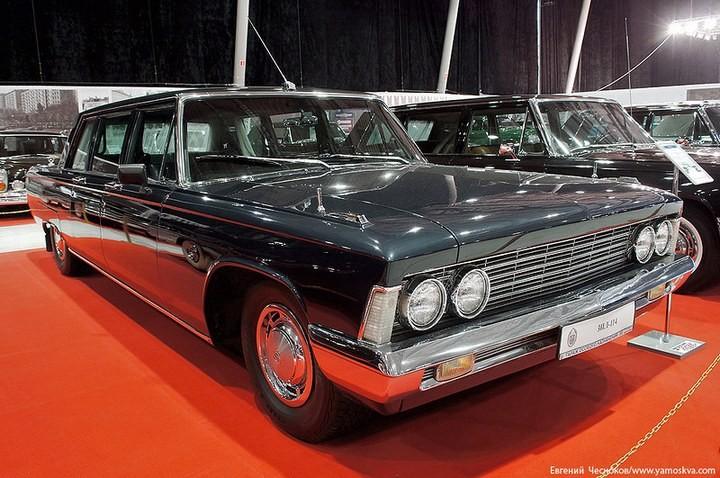 Выставка автомобилей Гаража особого назначения (22)