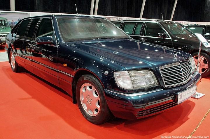 Выставка автомобилей Гаража особого назначения (26)
