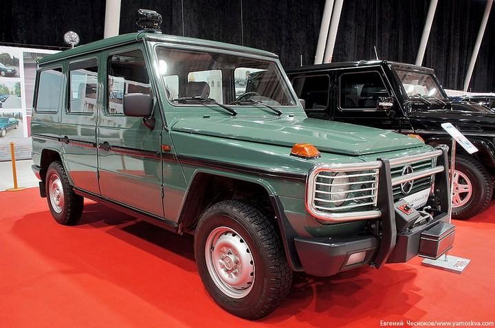 Выставка автомобилей Гаража особого назначения (28)