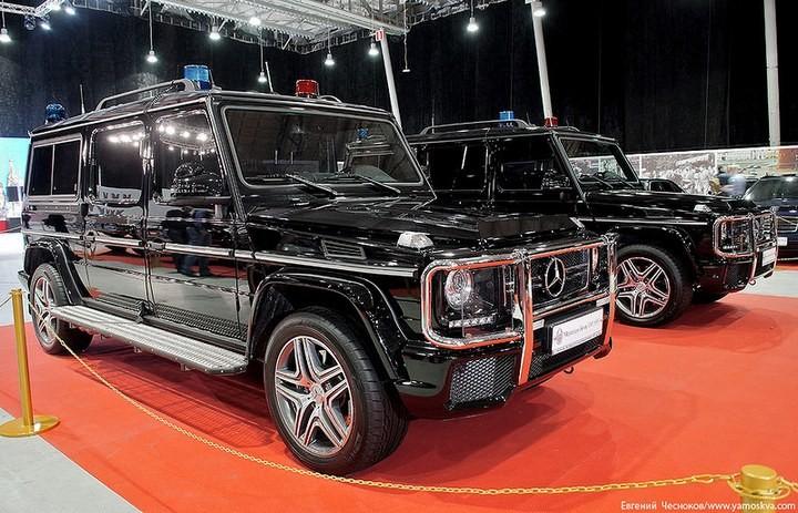 Выставка автомобилей Гаража особого назначения (31)