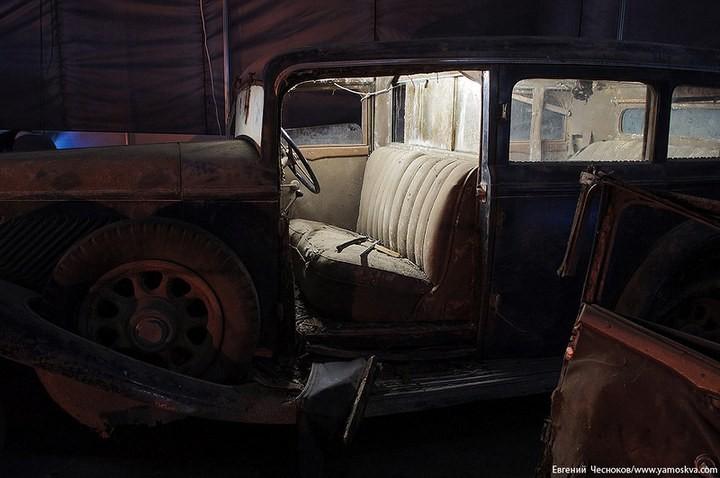 Выставка автомобилей Гаража особого назначения (37)