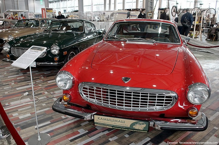 Выставка автомобилей Гаража особого назначения (43)