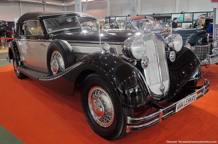 Выставка автомобилей Гаража особого назначения (44)