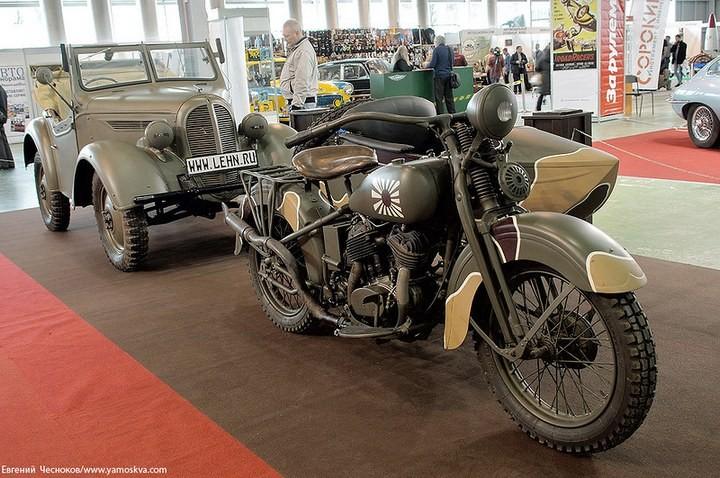 Выставка автомобилей Гаража особого назначения (45)