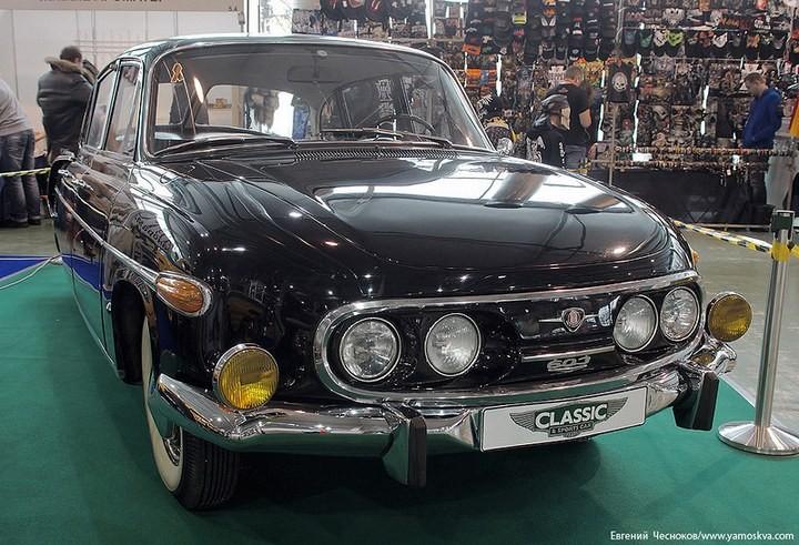 Выставка автомобилей Гаража особого назначения (46)