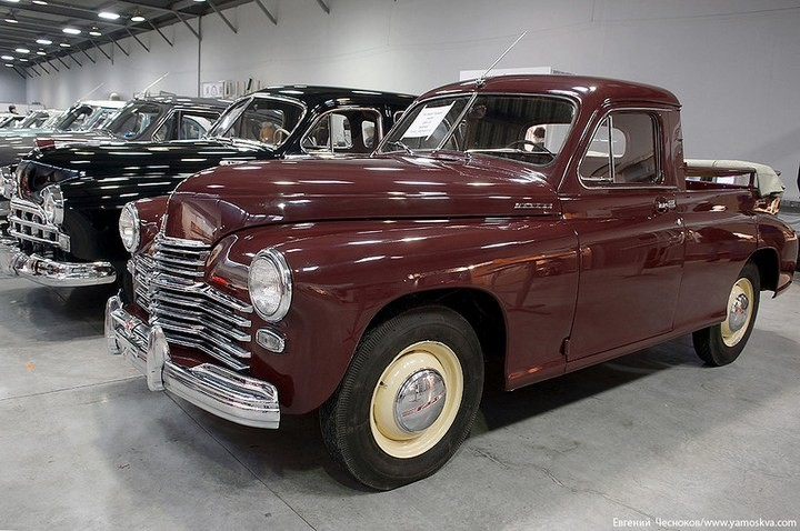 Выставка автомобилей Гаража особого назначения (47)