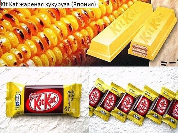 Необычные продукты, которые продаются в других странах (2)