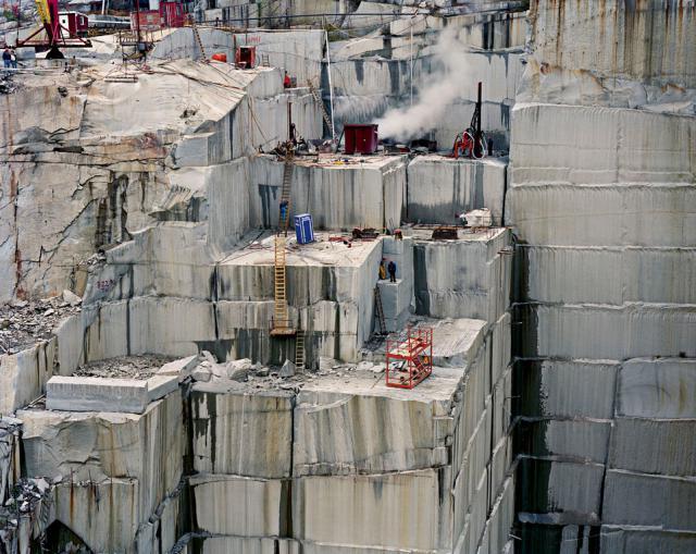 Как добывают мрамор. Месторождения и добыча (3)