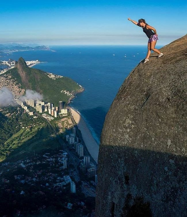 Скала Педра-да-Гавеа в Рио-де-Жанейро (4)