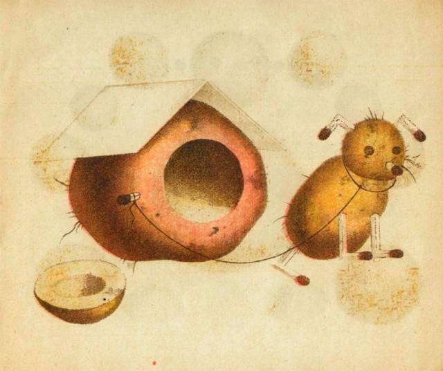 Игрушки из картошки 1931 год (5)