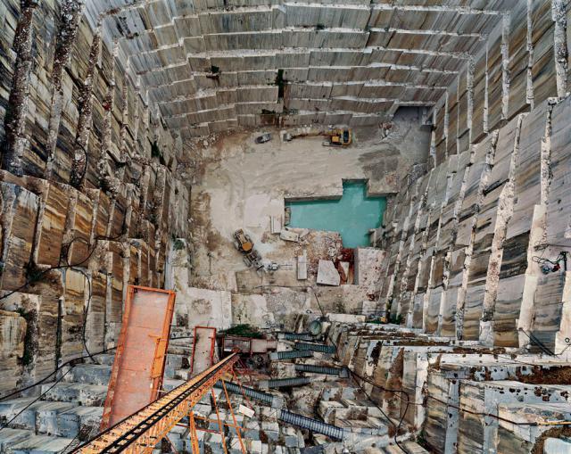 Как добывают мрамор. Месторождения и добыча (6)
