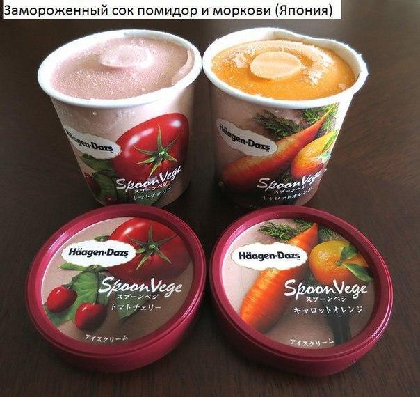Необычные продукты, которые продаются в других странах (9)