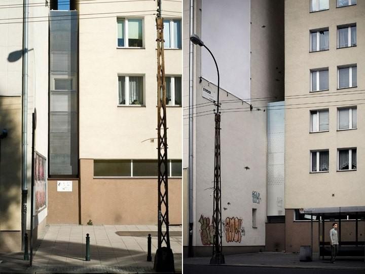 Самый узкий дом в мире (10)