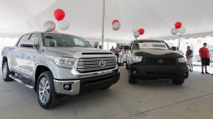 Американец проехал миллион миль на Toyota и получил за это новый автомобиль (2)