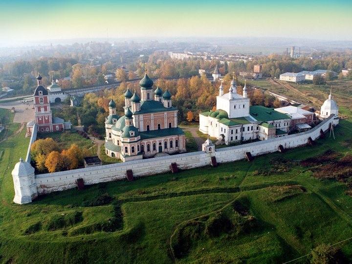 """""""Золотое Кольцо"""" — самый популярный туристический маршрут России (5)"""