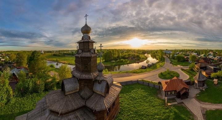 """""""Золотое Кольцо"""" — самый популярный туристический маршрут России (9)"""