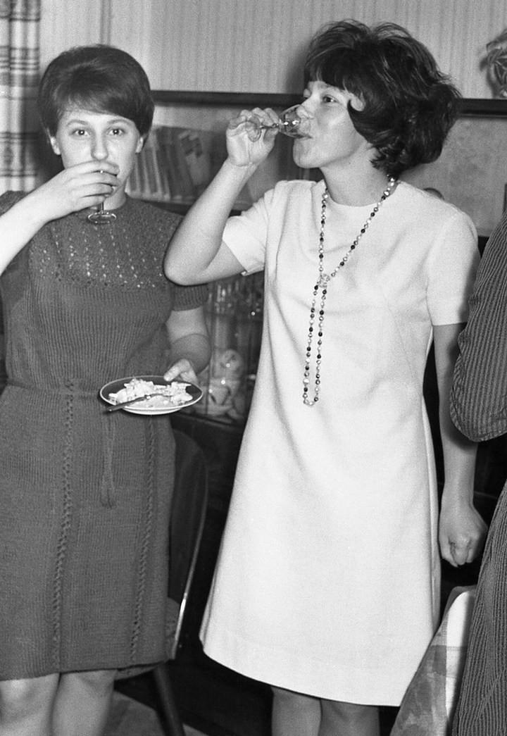 Студенческая вечеринка 1967 года (2)