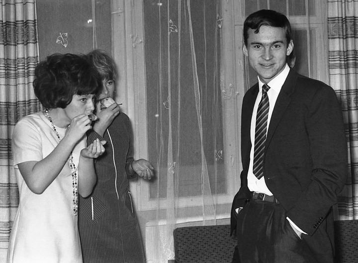 Студенческая вечеринка 1967 года (4)