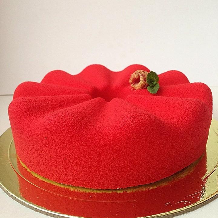 Кондитер из России создает мраморные торты, которые покорили весь мир! (15)