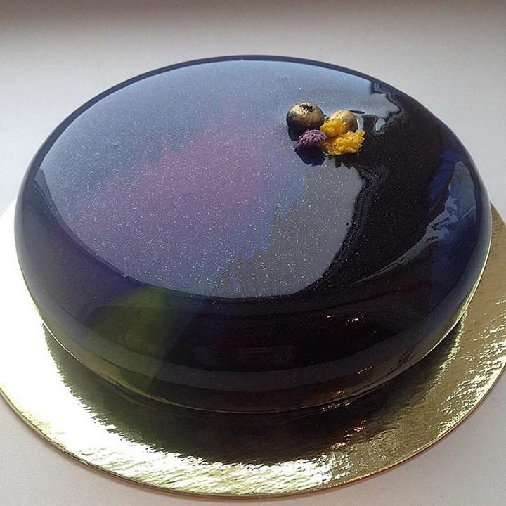 Кондитер из России создает мраморные торты, которые покорили весь мир! (14)