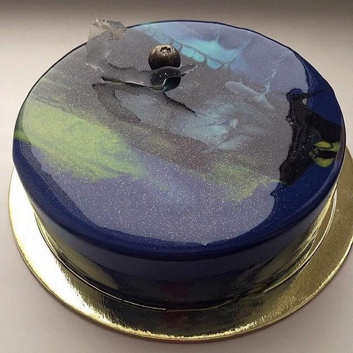 Кондитер из России создает мраморные торты, которые покорили весь мир! (13)