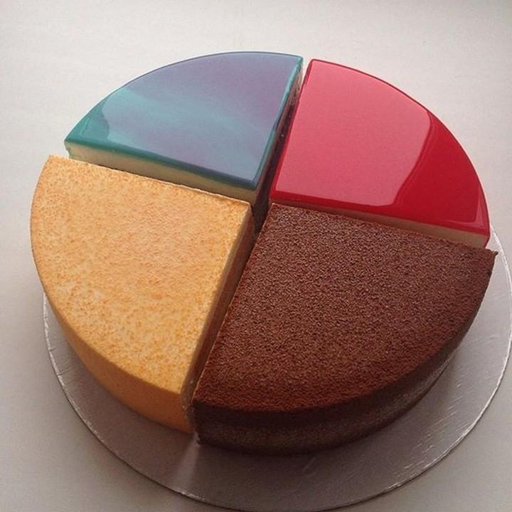 Кондитер из России создает мраморные торты, которые покорили весь мир! (11)