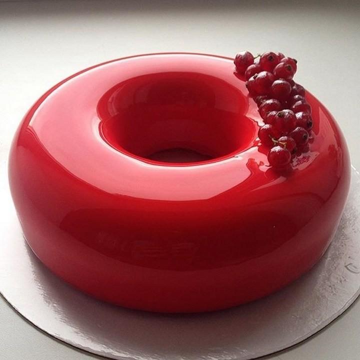 Кондитер из России создает мраморные торты, которые покорили весь мир! (9)