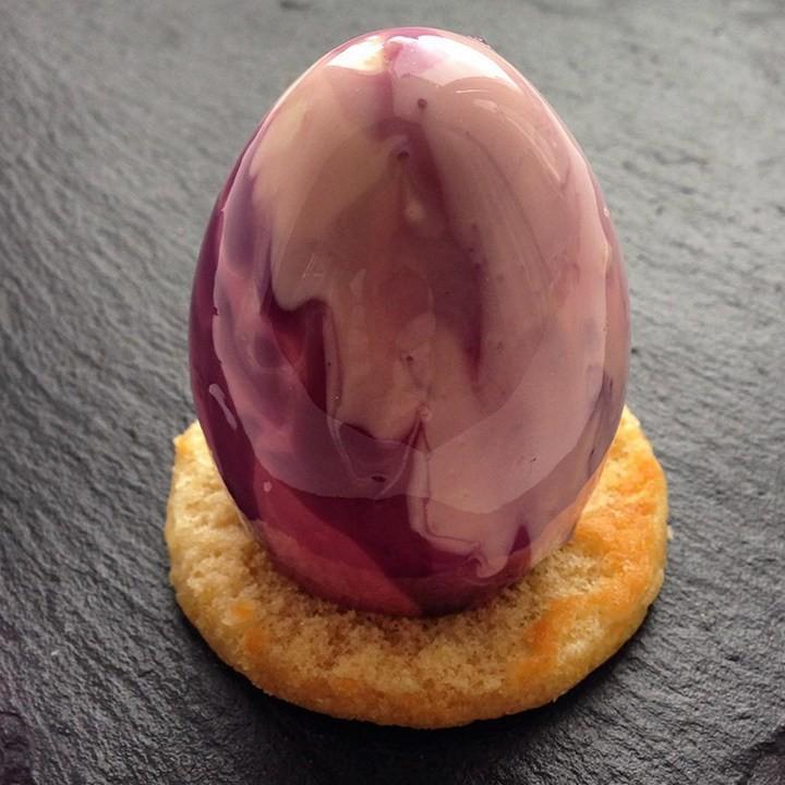 Кондитер из России создает мраморные торты, которые покорили весь мир! (8)