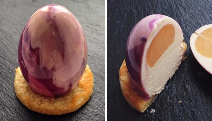 Кондитер из России создает мраморные торты, которые покорили весь мир! (7)