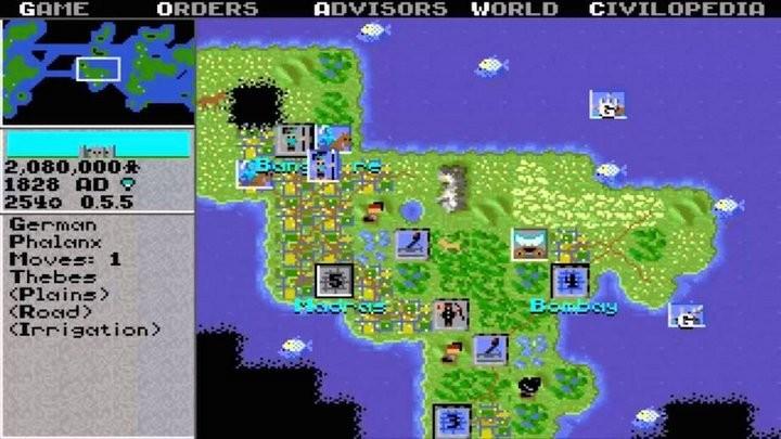 Эволюция компьютерных игр (15)