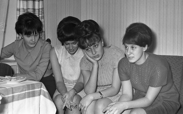Студенческая вечеринка 1967 года (18)