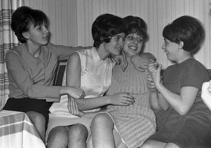 Студенческая вечеринка 1967 года (22)