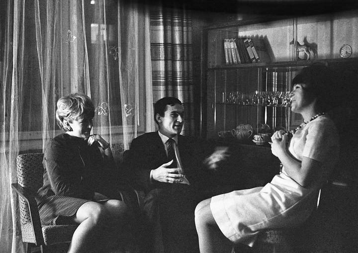 Студенческая вечеринка 1967 года (26)