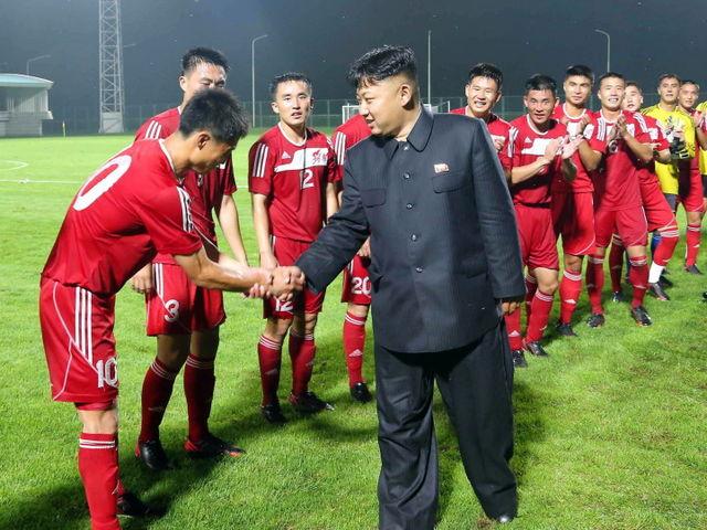 Как наказывали национальные сборные по футболу за проигрыш (1)