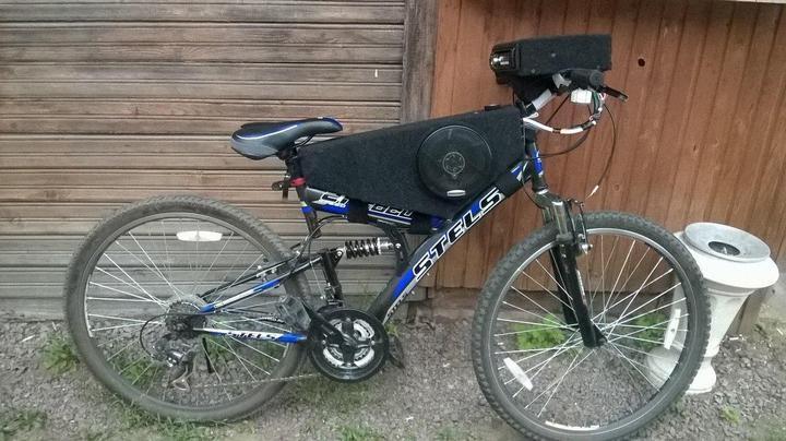 Реальный пацанский велозвук (1)