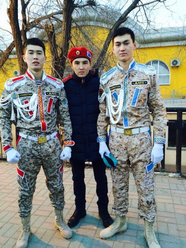 Казахский дембель возвращается домой (11)