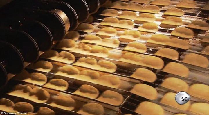 Как и из чего сделаны чипсы Pringles (12)